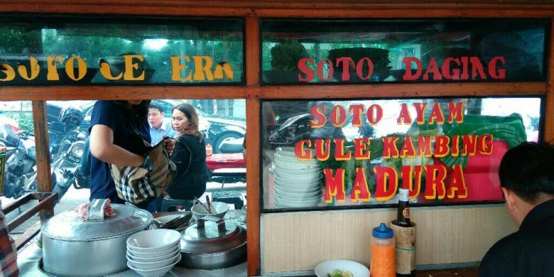 Soto Ceker Pinggir Jalan Di Jakarta Ini Rekomendasi Pakar Kuliner Asal Australia