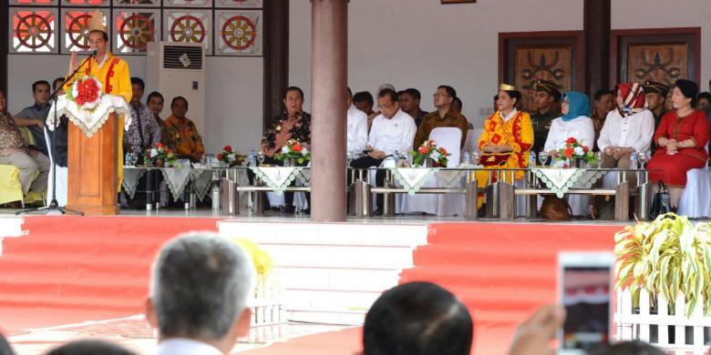 Jokowi Akan Hadir Di Karnaval Kemerdekaan Danau Toba, Ini Rencana Kegiatannya…