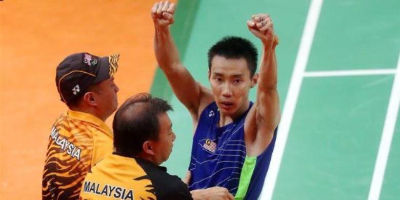 Lee Chong Wei Harapan Terakhir Medali Emas Malaysia