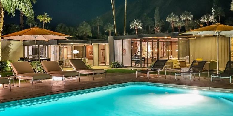 9 Vila Milik Seleb Hollywood Yang Disewakan Untuk Turis