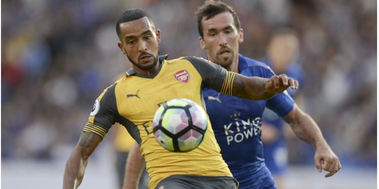 Leicester dan Arsenal Berbagi Angka