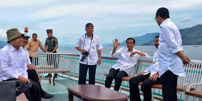 ASDP Berencana Buka Pelayaran Di Danau Toba