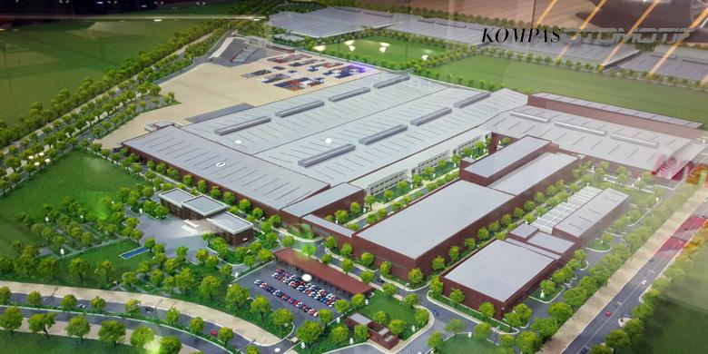 Pabrik Wuling Siap Gandeng Industri Komponen Lokal