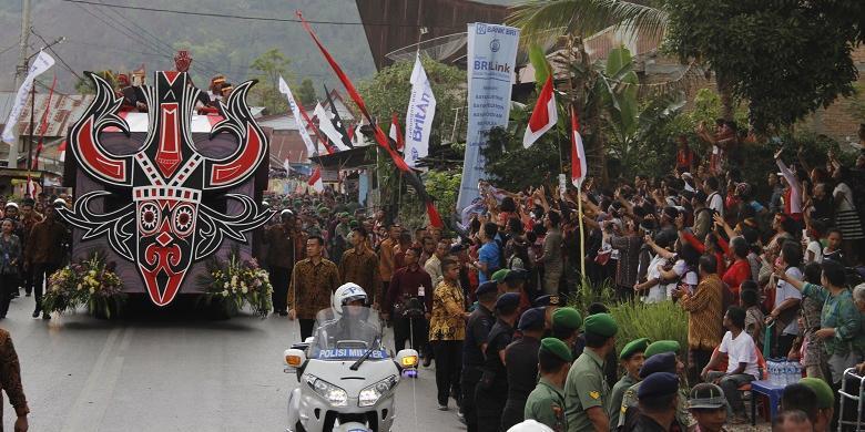 Karnaval Kemerdekaan Pesona Danau Toba Resmi Berakhir, Ini Kisahnya…