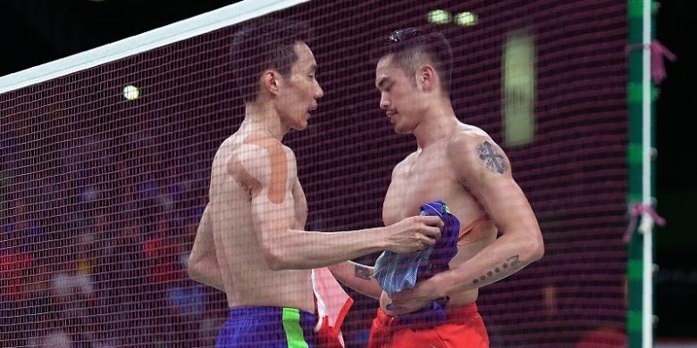 Lee Chong Wei Dan Lin Dan Berpeluang Tampil Di Olimpiade 2020