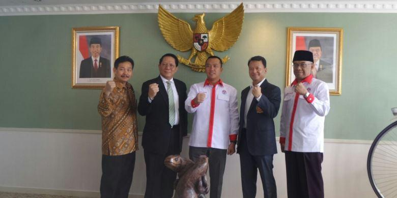 12Th SKIF World Championship Sebagai Persiapan Hadapi Asian Games