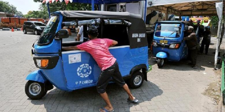 TVS Indonesia Mau Luncurkan Pikap Roda Tiga
