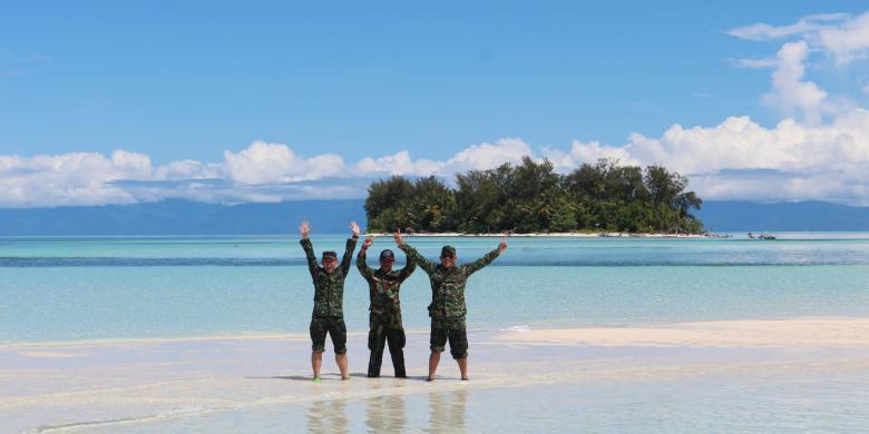 Keindahan Tersembunyi Di Kepulauan Padaido