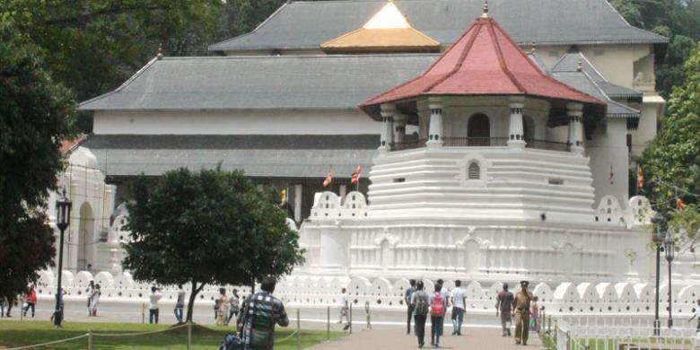 Sri Lanka Bisa Jadi Pilihan Wisata Transit Sebelum Ke Eropa, Apa Menariknya?