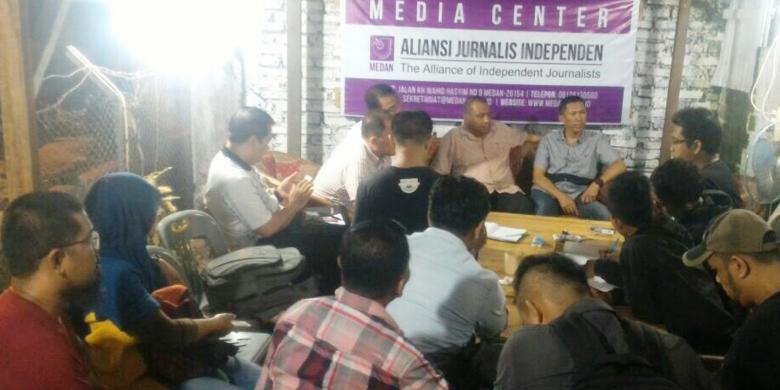 Wartawati Korban Pelecehan Oknum TNI AU Pingsan Saat Ceritakan Kronologi