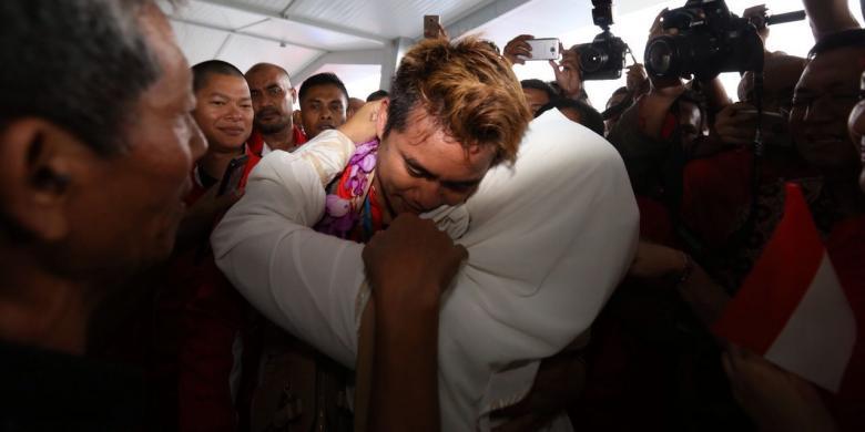 Ayah Tontowi Punya Doa Khusus Agar Sang Anak Meraih Emas