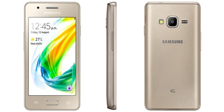 "Samsung Rilis Z2, ""Smartphone"" Tizen Rp 900.000-an"