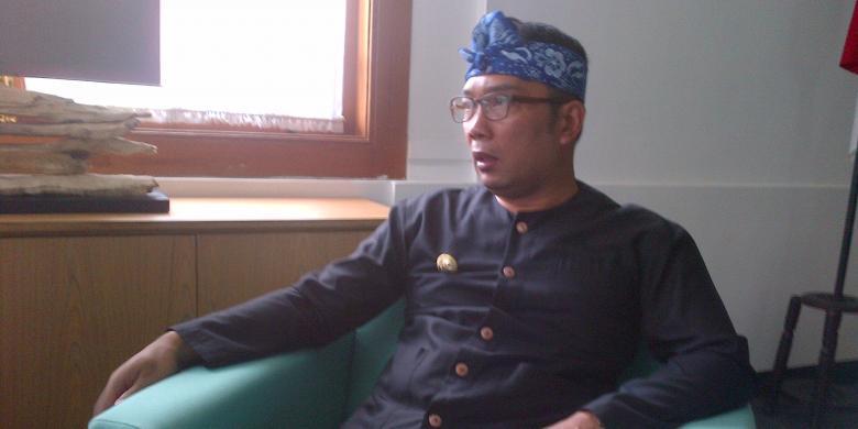 Ridwan Kamil Akan Ajak Kontingen PON Makan Bersama Di Jalan Asia Afrika