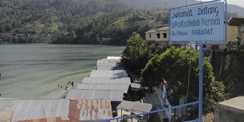 Ini Rencana Jokowi Kembangkan Danau Toba Sebagai Destinasi Wisata Unggulan