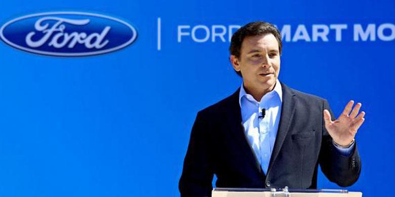 Ford Berambisi Hapus Setir Dan Pedal