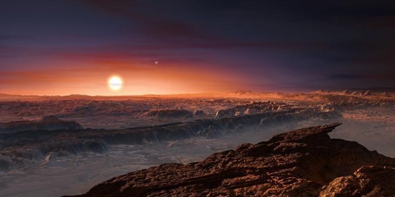 Planet Layak Huni Terdekat Ditemukan, Cuma di Seberang Kompleks Tata Surya Kita