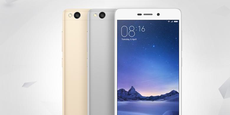 "Redmi 3 Pro Masuk Indonesia Tanpa 4G, Jadi ""Prime"""