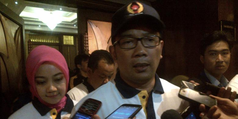 Ridwan Kamil Minta Atlet Kurangi Aktivitas di Media Sosial