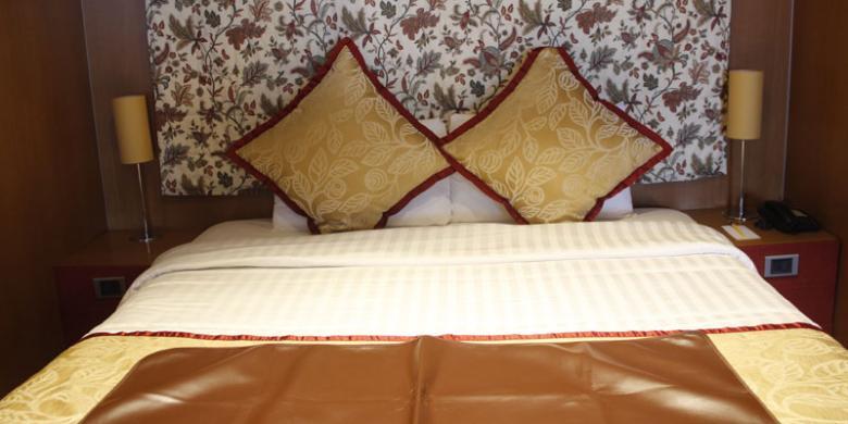 "1934029kabin 2780x390 » Kapal Pesiar Costa Victoria, ""Hotel Berjalan"" Bergaya Italia"