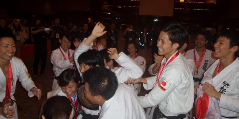 Peningkatan Prestasi Indonesia Di Kejuaraan Dunia SKIF 2016