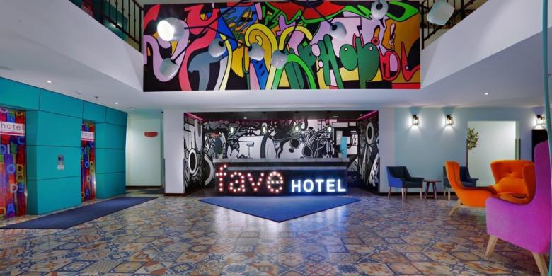 Pilihan Hotel Terbaru Yang Murah Nan Fotogenik Di Kuta