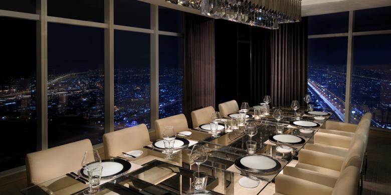 Mewah! Inilah 6 Restoran Terbaik Di Dubai