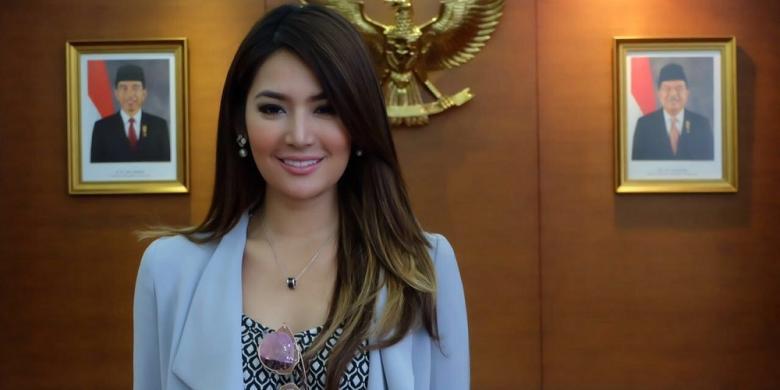 Maria Selena Dicopot Dari Jabatan Juru Bicara PON