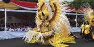 Ada Cenderawasih Setinggi 7,5 Meter di Jember Fashion Carnivale 2016