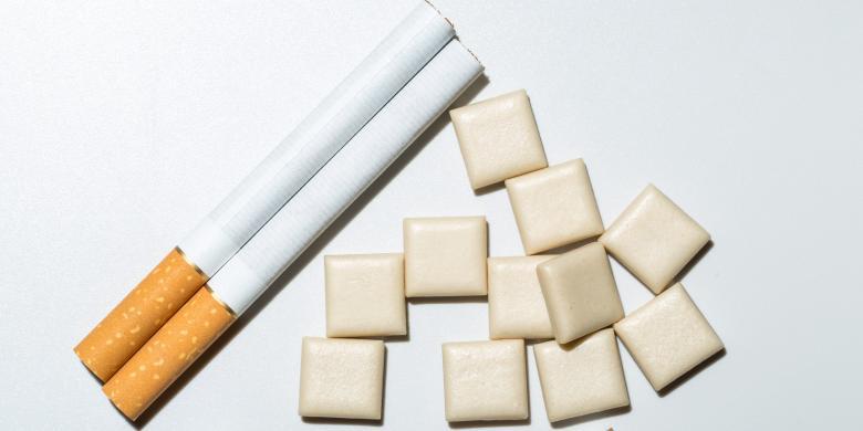 Sehatkah Konsumsi Permen Karet Nikotin Sebagai Pengganti