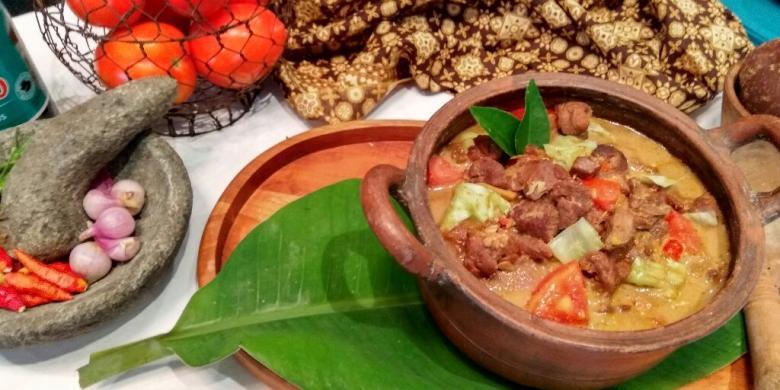 Mengapa Orang Jawa Tengah Andal Mengolah Masakan Kambing?