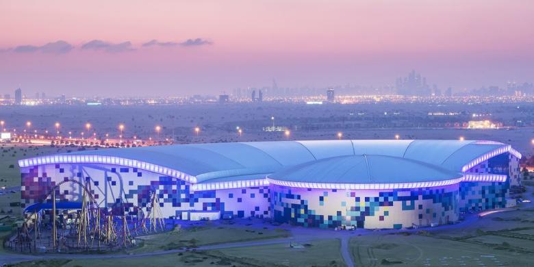 """Hari Ini, """"Indoor Theme Park"""" Terbesar Sedunia Resmi Dibuka"""
