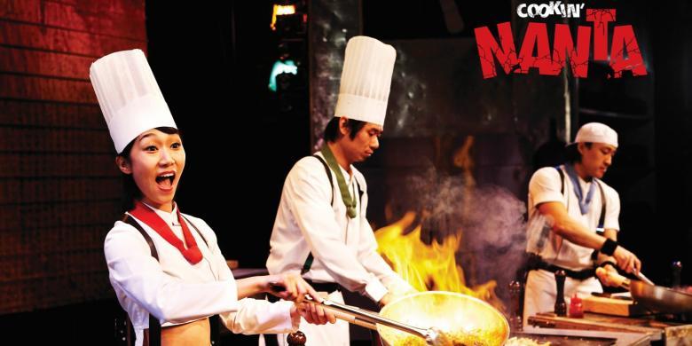 """Nanta"", Teater Komedi Asli Korea Segera Hadir Di Jakarta"