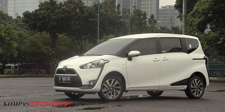 Konsep Multi-aktivitas Melekat Pada Toyota Sienta