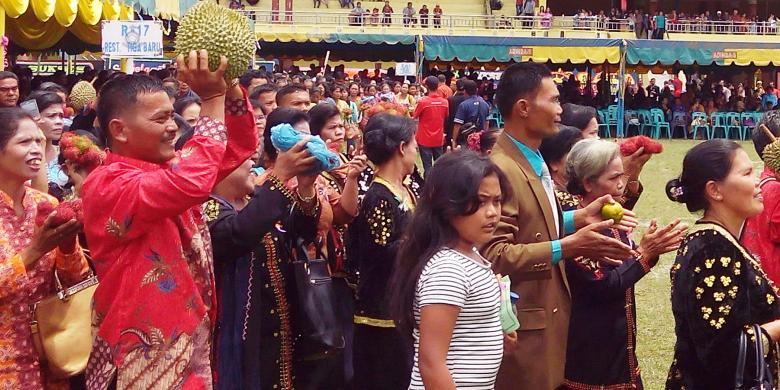 Pesta Oang-Oang, Pesta Memuji Tuhan Ala Orang Pakpak