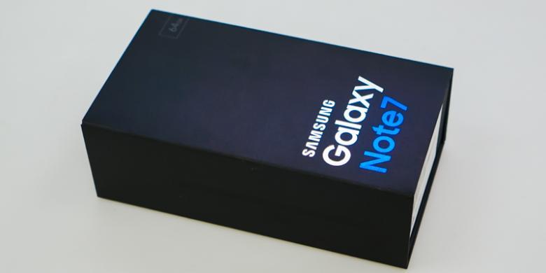 Samsung Ganti Baru Semua Galaxy Note 7 Di Pasaran