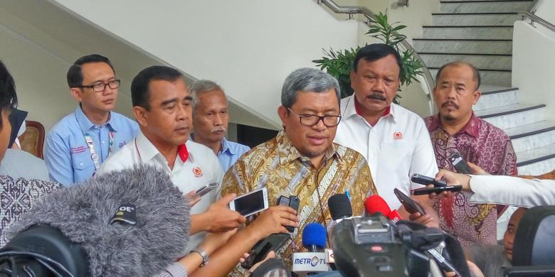 Temui Wapres, Gubernur Jabar Pastikan PON XIX Siap Diselenggarakan