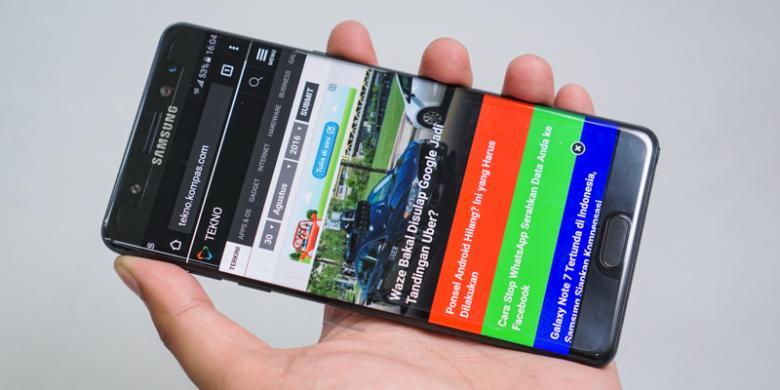 Ditarik Selamanya, Galaxy Note 7 Tak Sempat Dipajang Di Indonesia