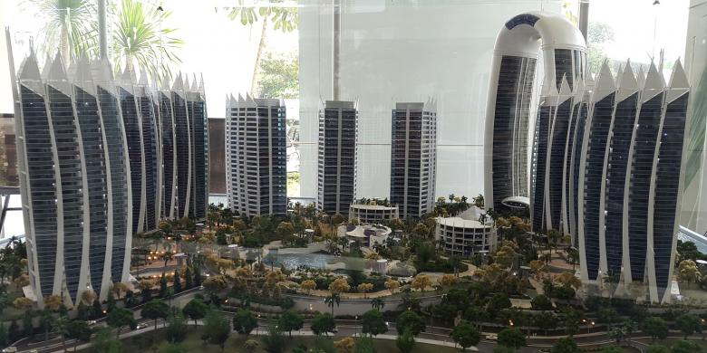 Begini Jadinya kalau Arsitek Dunia Rancang Bangunan Ikonis di Jakarta!