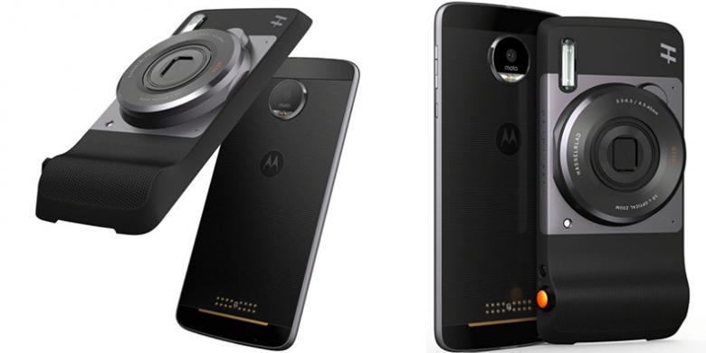 Inikah Harga Motorola Moto Z Di Indonesia?
