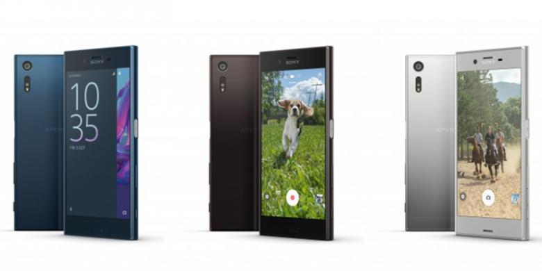 Resmi, Sony Rilis Duo Xperia X Dengan Kamera 23 Megapiksel