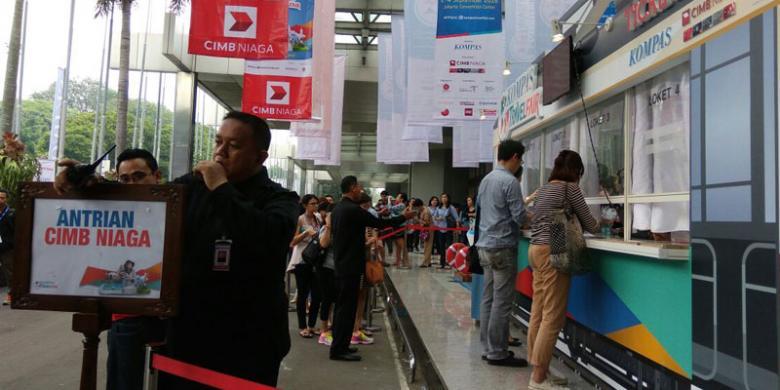 """Promo """"Cashback"""" Di Kompas Travel Fair Hingga Rp 1,5 Juta, Ini Caranya.."""