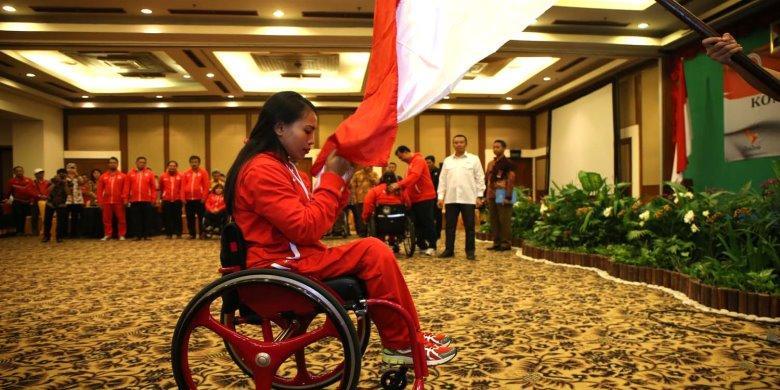 Kebanggaan Terhadap Medali Pertama Paralimpik
