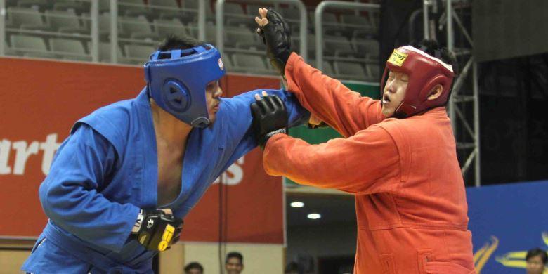 Indonesia Raih Emas Di World Martial Arts Mastership