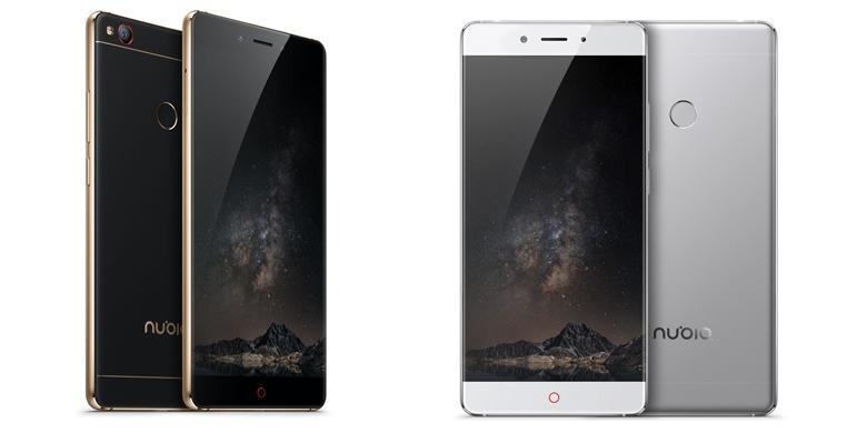 "Android Tanpa ""Bezel"" Nubia Z11 Bersiap Masuk Indonesia"