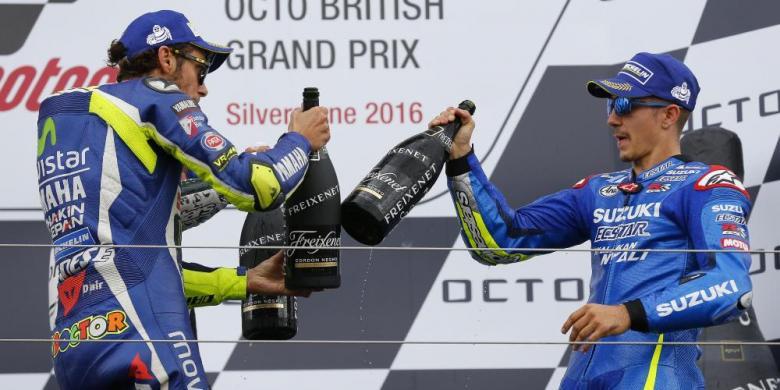 4 Juara Baru Pada Persaingan MotoGP 2016