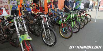 Otomania Speed Zone Dragbike 2016