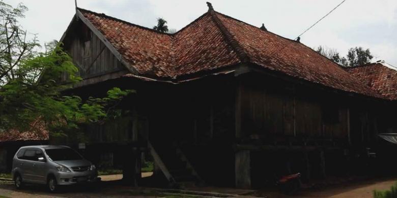 Ini Rumah Berusia 400 Tahun Di Lampung, Makin Tua Makin Menjadi