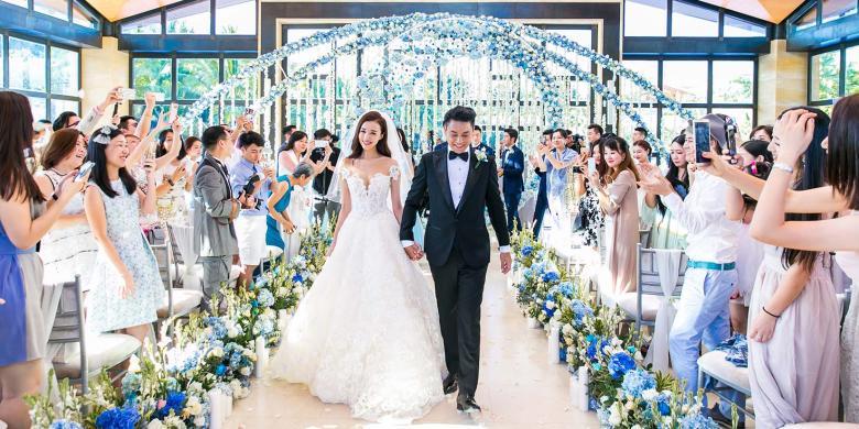 Hasil gambar untuk Ken Zhu menikah