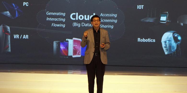 Asus Resmi Luncurkan Zenfone 3 Di Indonesia