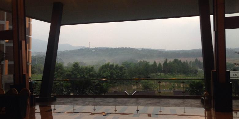 Hotel Di Sentul Ini Tawarkan Pemandangan Pegunungan